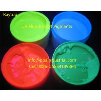 China glow in the dark fluorescent pigment for Ink wholesale