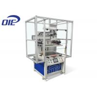 China Vacuum Table Flatbed Screen Printing Machine For Cocoa Butter Transfer Film Printing wholesale