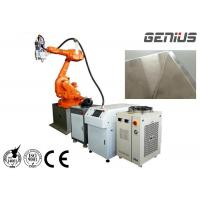 China Pulse Laser Welding Robot , Accurate Welding Machine 3 Phase AC 380V wholesale