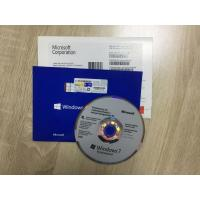China Windows 7 Home Premium DVD , Windows 7 Home Premium 64 Bit COA License wholesale