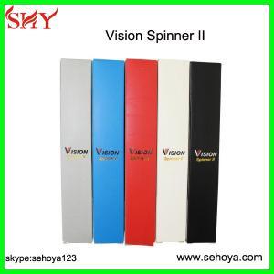 China 1600mah vision spinner 2 battery 3.2V-4.8V variable voltage best e-cig battery wholesale