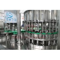 China Touch Screen Glass Bottle Filling Machine Automatic Rotary High Efficency wholesale