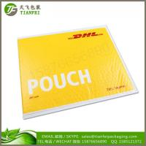 China (FREE DESIGN) Custom design bubble envelope widely use waterproof yellow kraft bubble mailer envelope on sale