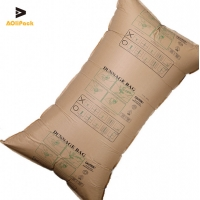 Inflatable 5ply Cargo PE Coated Kraft Dunnage Bags