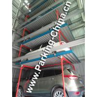 China Dayang Parking Multi-floors vertical China parking vertical horizontal Puzzle Car Parking System Parking Solution wholesale
