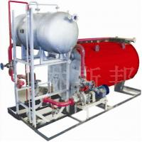 China hot water 900kw coal, oil, gas thermal oil boiler system on sale