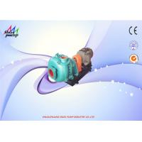 China 76mm Out Dia 4 / 3 C - AH Centrifugal Heavy Duty Slurry Pump Diesel / Electric Fuel wholesale
