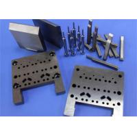China Tungsten Carbide Punch Carbide Punch Needle For Precision Stamping Processing wholesale
