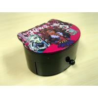 China BIG SIZE JEWELRY MIRROR BOX (OEM PRINTING IS WELCOME) wholesale