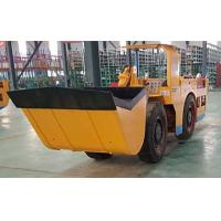 China 0.6m3 Load Haul Dump Machine for Small Scale Underground Mining Projects wholesale