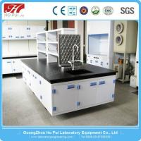 China Acid Resistance Laboratory Work Benches , Lab Adjustable Height Workbench wholesale