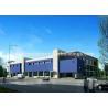 China Pre Engineered Large Metal Garage Buildings wholesale
