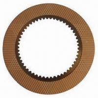 China Transmission Gearbox Friction Plate for Trucks, with Long Lifespan wholesale