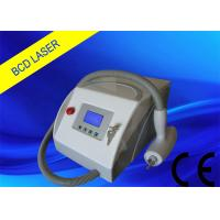 China Professional ND Yag Laser Tattoo Removal Equipment wholesale