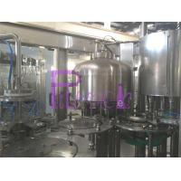 China Small Scale Automatic Drinking Water Filling Machine For PET Bottles wholesale