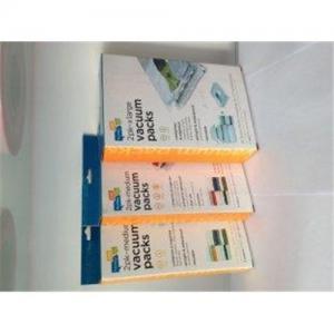 China 130 x 100cm Transparent Plastic Vacuum Seal Storage Bag with Zip Lock wholesale