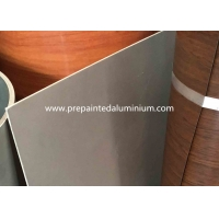 China 3000 Series 0.4mm Pre Painted Aluminium For Rolling Shutter Door wholesale