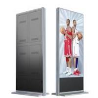China Indoor Full Color P2.5 LED Poster Light Box Displays Digital Advertising Board on sale