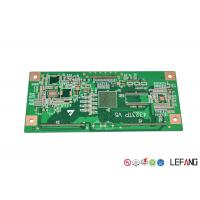 China Blue Solder Mask Copper PCB Board , PCB Copper Sheet With ISO9001 Certification on sale