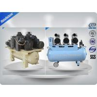 China Small Low Noise Oilless Air Compressor / Air Cooling Portable Air Compressor wholesale