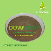 China DOWCROP HOT SALE HIGH QUALITY  AMINO ACID CHELATED TRACE ELEMENTS 100% COMPLETELY WATER SOLUBLE  FERTILIZER ORGNIC on sale