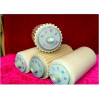China No Sticky Nylon Conveyor Rollers Plastic Conveyor Rollers For Much Dust Environment wholesale