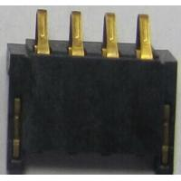 China 4pins battery connectors for laptops,2.5mm pitch,6.5mm height on sale