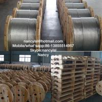 China Cattle Yard Galvanised Stranded Wire 7x2.75mm 8mm Galvanized Steel Strand wholesale