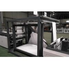 China Ultrasonic Manual Non Woven Bag Making Machine 1500W Inout Power , 0-20M/Minute Working Speed wholesale