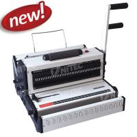 Buy cheap Coil + Wire 3 / 1 CW2019 Electric Binding Machine With CE Certificate from wholesalers