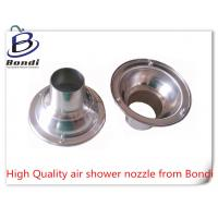 China 360 degree rotation Adjustable ball air shower nozzles ,strong cold wind blowing nozzle on sale