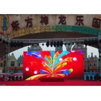 China P8 Outdoor Rental LED Display 7000nits Stage Background LED Screen IP65 Grade wholesale