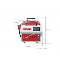 China 10mm Laser Rust Cleaning Machine Restoring An Old Fire Place wholesale