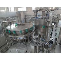 China Auto Carbonated Drinks Filling Line PLC Control For Plastic Bottle wholesale
