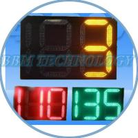 China Red ,Yellow,Green colors LED Countdown Timer on sale