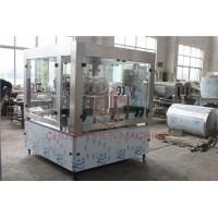 China Juice Hot PET Bottle Filling Capping Labeling Machine / Plastic Bottling Equipment wholesale