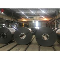 China Soft Cold Rolled Stainless Steel Sheet / Galvanized Steel Coil 0.12-3mm Thickness wholesale