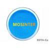 China EDTA Industrial Fine Chemicals CAS 14025-15-1 Copper Disodium Blue Color wholesale