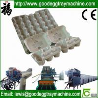 China Pulp egg tray moulding machine wholesale