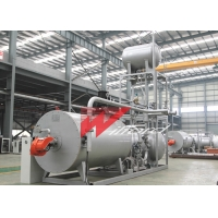 China Dependable Performance Industrial Diesel Oil Fired Thermal Oil Heaters on sale