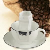 China Reusable Drip Coffee Filter Bags , Single Cup Coffee Bags Non Toxic wholesale