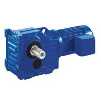 Buy cheap SEW Helical-worm Gearmotor S Series Low noise from wholesalers