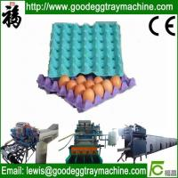 China Reciprocating Paper Pulp Moulding Machine for Egg Trays wholesale