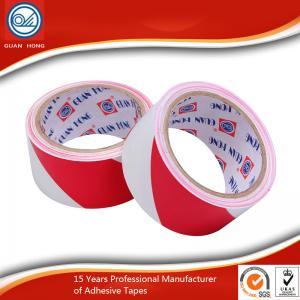 China Custom PVC Detectable Underground Warning Tape High Adhesive 48mm on sale