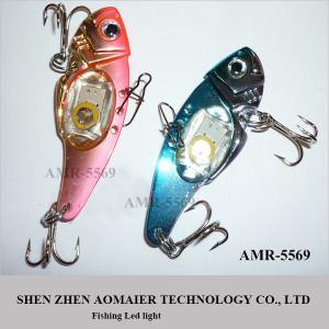 China fishing led light Fishing lures wholesale