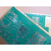 China Red PCB Built On FR-4 with 8 Layer 2.0mm thick board with 1 oz Copper and OSP on sale