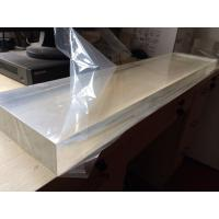 China 50mm Thick Mitsubishi PMMA Acrylic Sheet Clear with SGS / CE / Rosh / UL wholesale