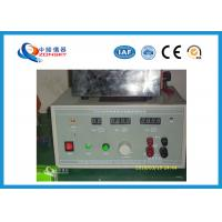 China Semiconductor Volume Resistivity Testing Equipment 23 ± 2 ℃ Ambient temperature wholesale