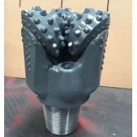 """China Steel Tooth Tricone Drill Bit 12 1/4"""" Size For Gas Oil Well Drilling IADC637 wholesale"""