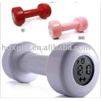 China Health Dumbbell Alarm Clock wholesale